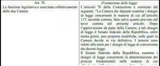 """Referendum costituzionale, Renzi: """"La riforma poteva essere scritta meglio. Dimissioni? Non c'ho ripensato"""""""