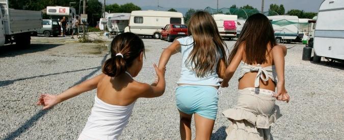 Bambini rom e scuola, una ruspa non può abbattere la nostra Costituzione
