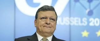 """Barroso a Goldman Sachs, la difesa dell'ex numero uno Ue: """"Io discriminato"""". Funzionari lo attaccano: """"Irresponsabile"""""""