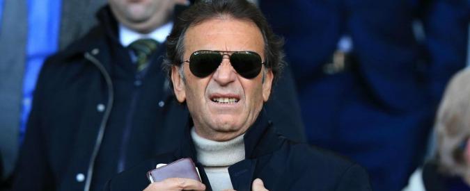 Calcio, condannato Massimo Cellino, patron del Leeds United: 18 mesi di squalifica e 250mila sterline di multa