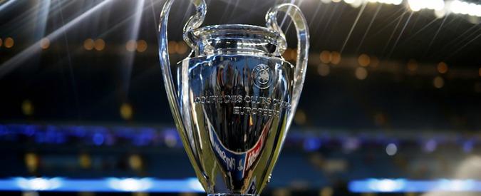 Champions League, i gironi: la Juve trova il Barca, sorride il Napoli. Totti pesca male: Roma contro Conte e Simeone
