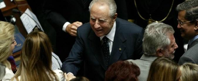 Carlo Azeglio Ciampi, l'unico presidente ad avere a cuore la libertà di informazione