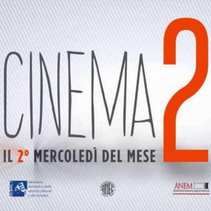 Cinema a 2 euro, parte mercoledì 14 settembre Cinema2day: già 3mila sale aderenti
