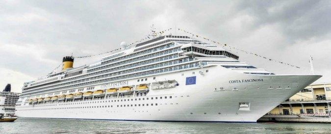 Venezia, Costa Crociere multata: 'Troppo zolfo nel carburante'. E le compagnie rischiano di essere bandite dai porti