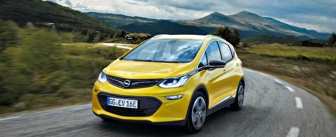 Auto elettriche, ansia da autonomia? La Opel Ampera-e fa 400 km con un pieno – FOTO