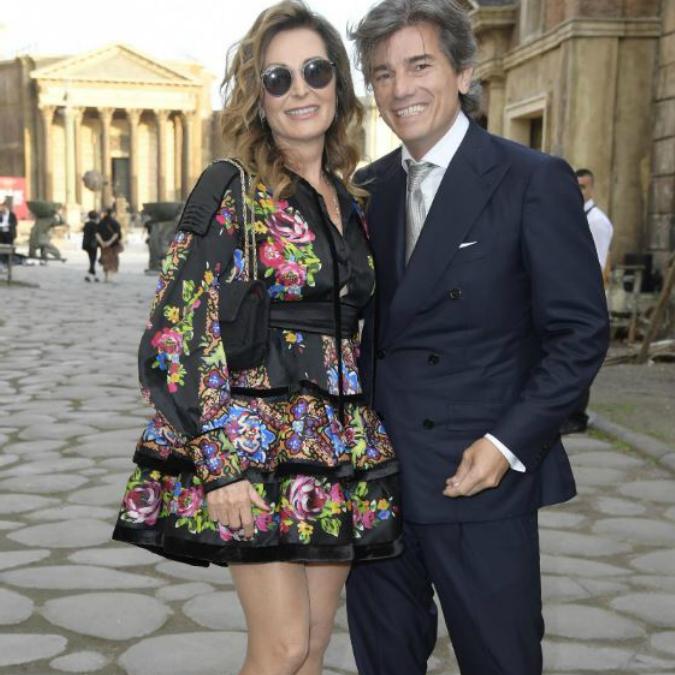 """Daniela Santanché, il suo fidanzato Dimitri Kunz, principe D'Asburgo Lorena non è principe. Il vero arciduca: """"Non usi il nostro nome"""""""