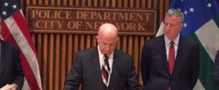 """Esplosione a New York, il sindaco de Blasio: """"Movente e autore sconosciuti"""". Capo polizia: """"Nessuna rivendicazione"""""""