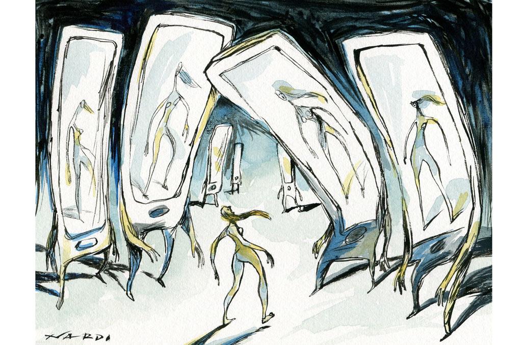Tiziana e le altre: gli uomini ci tolgono la gioia di fidarci