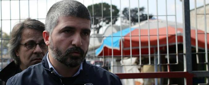CasaPound, arrestato il vicepresidente Simone Di Stefano. Fermato nel corso di uno sgombero nel centro di Roma