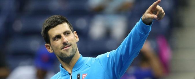 Novak Djokovic marcia spedito verso la finale degli Us Open. Il suo migliore alleato? La fortuna