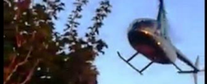 Nicotera, matrimonio show: sposi in elicottero e paese paralizzato. Procura apre inchiesta. L'ombra della cosca