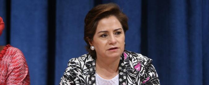 Amazzoni climatiche /1 – Patricia Espinosa, una buona notizia per la giustizia ambientale