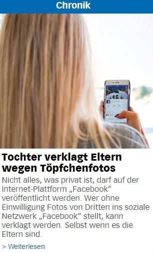 facebook austria