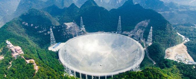 Alieni, ecco Fast il radiotelescopio più grande del mondo per cercare anche la vita extraterrestre