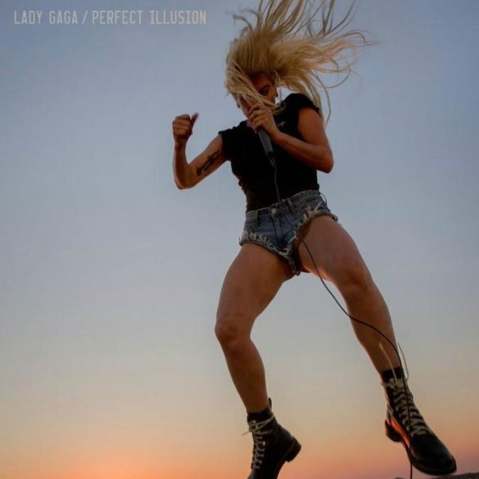 Lady Gaga, ecco il singolo Perfect Illusion: un brano rock, radiofonico