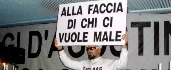 Italia 5 stelle Palermo, in programma Gigi D'Agostino e torneo di calcio. Presentano Rosita Celentano e Claudio Gioè