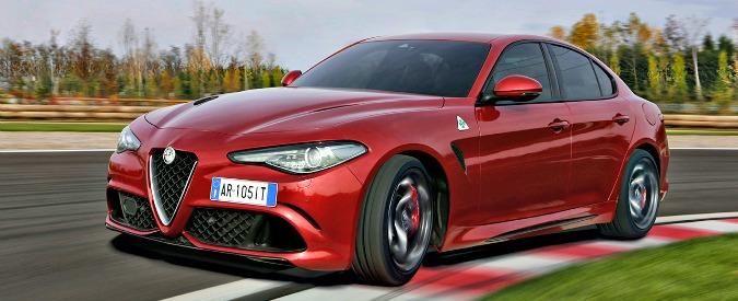 Alfa Romeo Giulia Quadrifoglio, è record sulla pista del Nurburgring – VIDEO