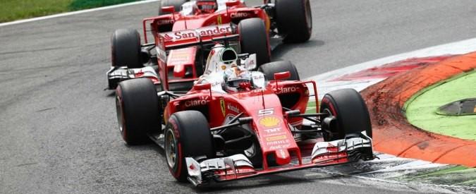Gran Premio, Monza pista di motore. Ma il motore Ferrari non c'è