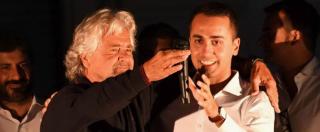 """Roma, Grillo: """"Siamo imperfetti ma andiamo avanti, forti della nostra umanità"""""""