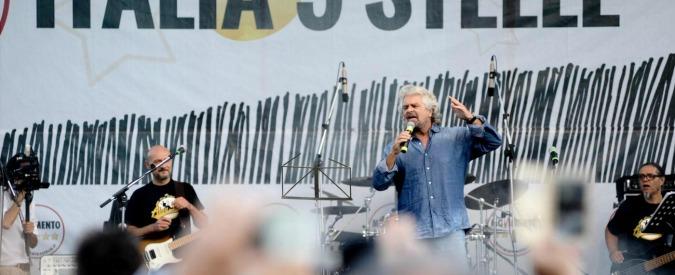 Italia 5 Stelle, l'editto di Palermo e il ritorno del Grillo
