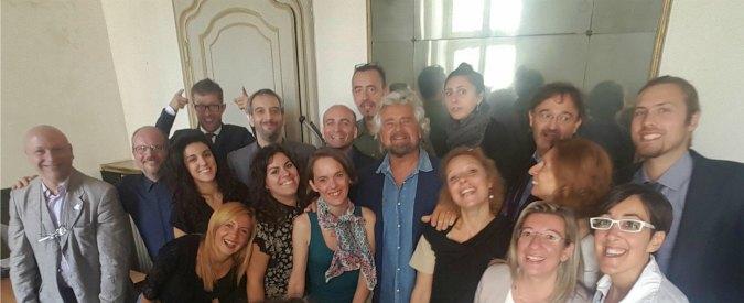 """Grillo a Torino incontra Appendino e consiglieri M5s: """"Abbiamo tutte le carte per rendere possibile l'impossibile"""""""