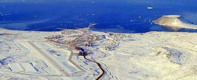 Riscaldamento globale, la Groenlandia e quei relitti (inquinanti) della guerra fredda