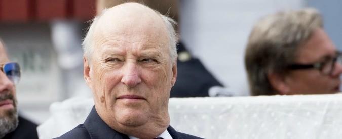 Norvegia, bello il discorso del Re (anche se è un po' bugiardo)