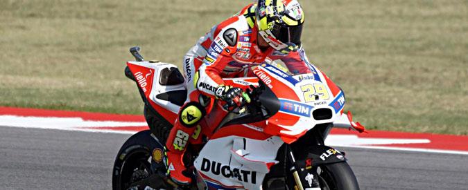 Moto GP, Iannone non correrà la gara di Misano. Il pilota polemico coi medici