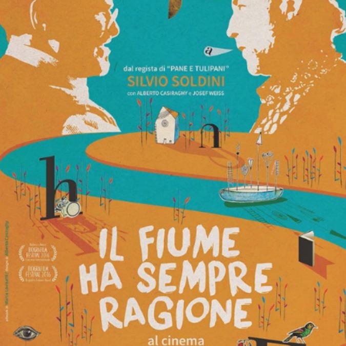 Il Fiume ha sempre ragione, nell'ultimo film di Silvio Soldini tutta la magia delle parole