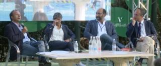 Versiliana 2016, 'Prescrizioni, intercettazioni e altre droghe'. Rivedi il dibattito con Bongiorno, Lillo e Woodcock
