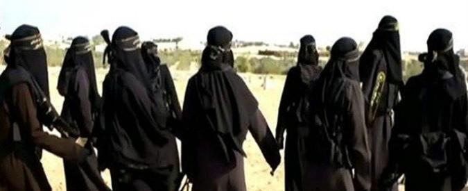Brigate Al-Khansa, le donne dell'Isis pronte per la guerra all'Occidente