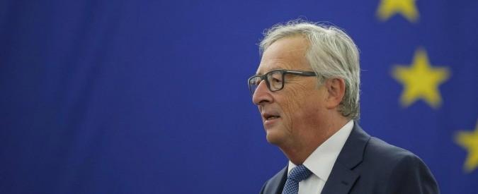 Ue, il discorso di Juncker è senz'anima