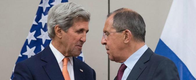 Siria, accordo tra Stati Uniti e Russia. Cessate il fuoco e raid coordinati a partire da lunedì