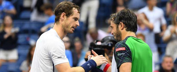 Us Open 2016, Lorenzi battuto da Murray ma esce a testa alta: sarà il primo azzurro nel ranking