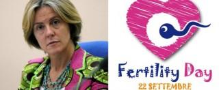 """Fertility day, il sito del Ministero della Salute finisce offline: """"Non funziona? Non ne so niente"""""""