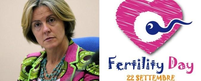 Fertility Day, un paio di consigli ai ministri per famiglie feconde