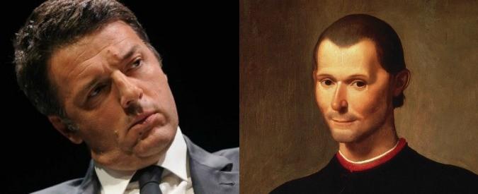Matteo Renzi, 'Il Principe'. Come è cambiata l'arte di governare in 500 anni