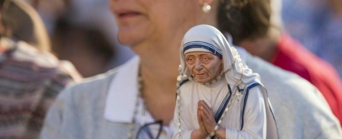 Madre Teresa, Francesco proclama santa la cristiana che non trovava Dio