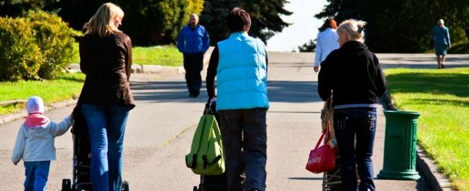 Meno nonne in pensione, meno mamme al lavoro
