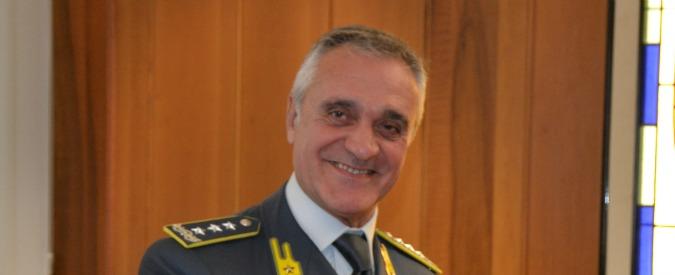 Napoli, richiesta di interdittiva per il generale della Finanza Mango