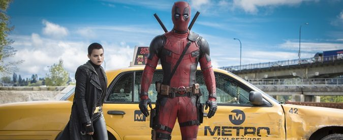Deadpool e Jeeg Robot, i supereroi più sboccati di Marvel e Tor Bella