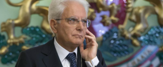 """Referendum, Mattarella: """"Avvenimento seguito anche all'estero. Ma la sovranità rimane agli elettori"""""""