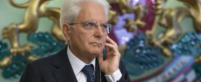 """Vaccini, Mattarella: """"Le affermazioni di chi li critica sono sconsiderate e prive di fondamento"""""""