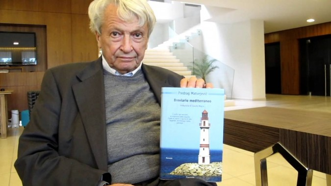 Predrag Matvejevic, l'appello: 'Cure adatte per lo scrittore'