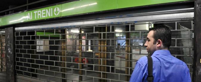 """Milano, Sala ai vertici Atm: """"Anticipare di mezz'ora l'apertura della metro"""""""