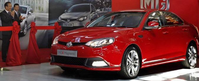 Mg, lo storico marchio automobilistico inglese si trasferisce definitivamente in Cina