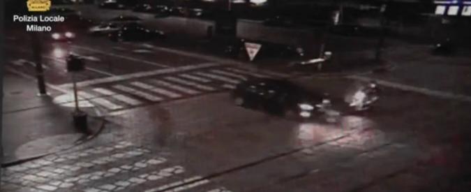 Milano, si costituisce pirata della strada che ha investito due ragazze in scooter