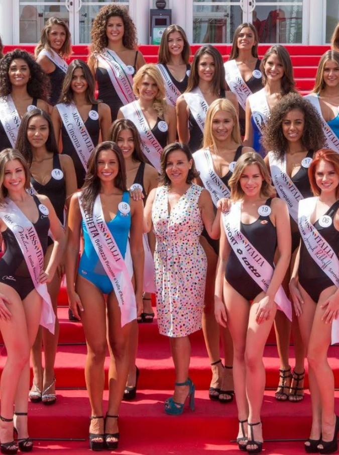 """Miss Italia 2016, le quaranta finaliste: """"Quest'anno le ragazze curvy si sono iscritte in massa"""""""