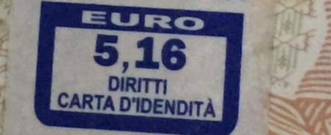 """Modica, il documento di riconoscimento? Nella cittadina siciliana si chiama da anni """"carta d'idendità"""""""