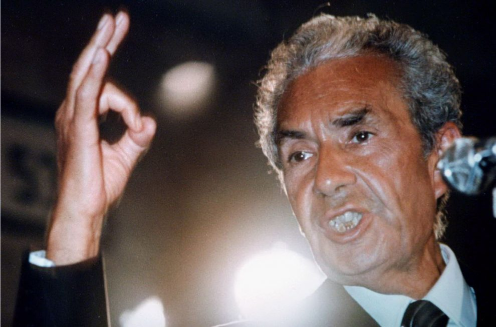 Aldo Moro nacque a Maglie, in provincia di Lecce, il 23 settembre 1916